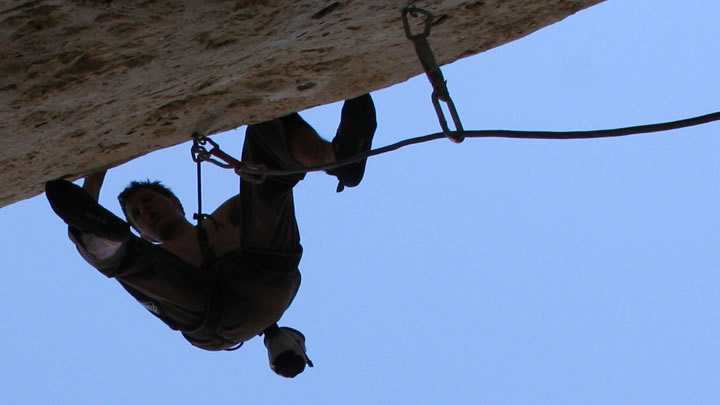 Self-confidence and Self-talk in Climbing