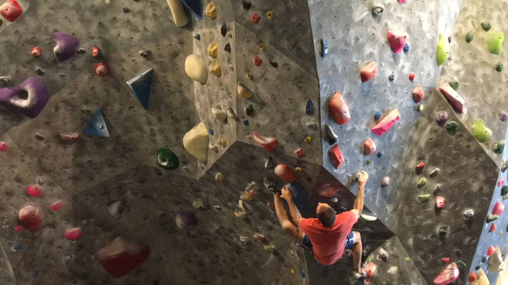 The One Principle that Makes Climbing Training Effective